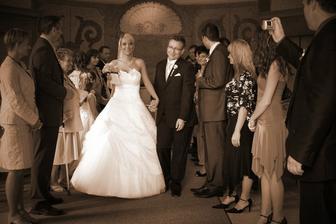 novomanželé Koneční :o)