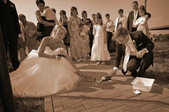 první novomanželský úklid