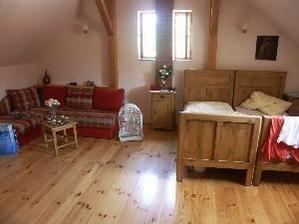 novomanželské apartmá.. :)