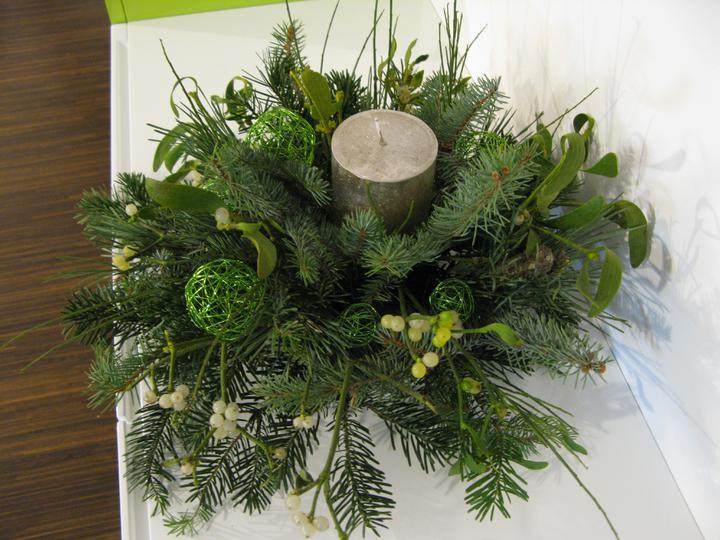 Nas dom - Moj vytvor na vianocny stol