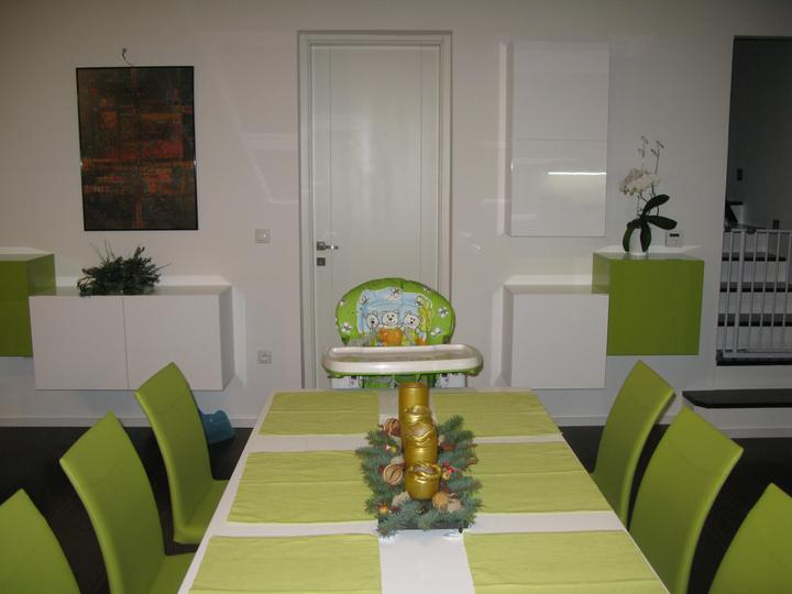 Nas dom - Jedalen - realizacia, 2011