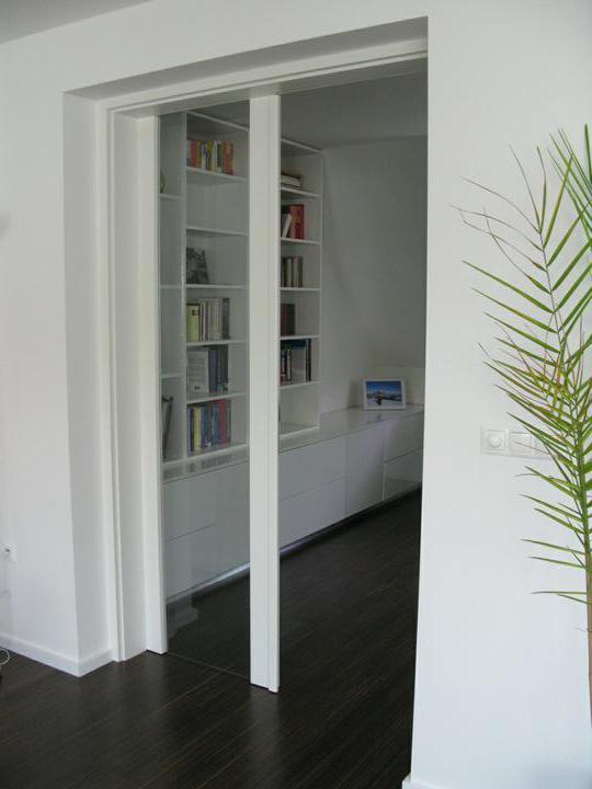 Nas dom - Uz aj s knihami vstup do pracovne, 2010