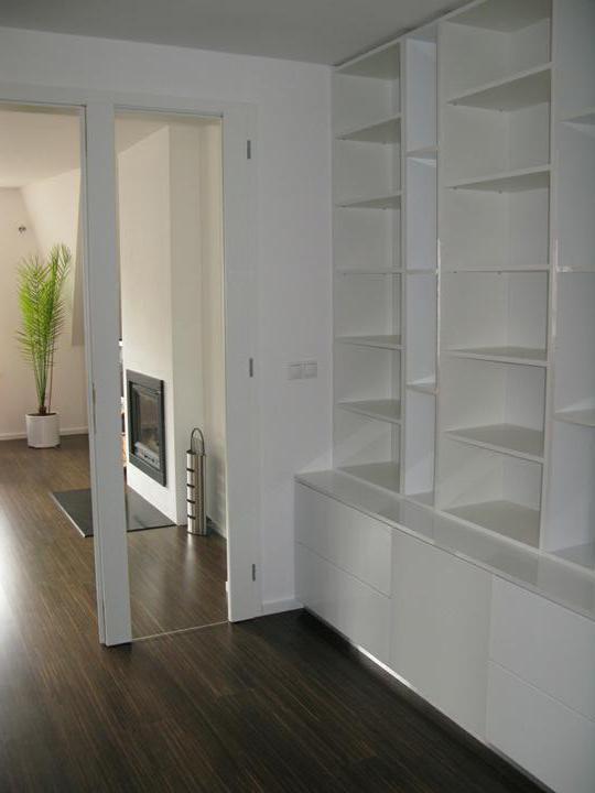 Nas dom - Kniznica - realizacia, 2009