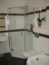Kupelna so sprchovym kutom a sanitou, 2010