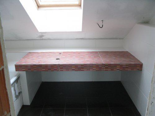 Nas dom - Podkrovna kupelna este nedokoncena, 2009