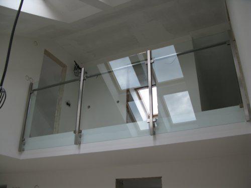 Nas dom - Interierove zabradlie galeria, 2008