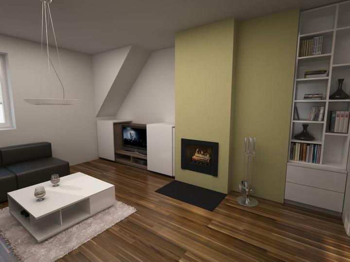 Nas dom - Obyvacka navrh, 2011
