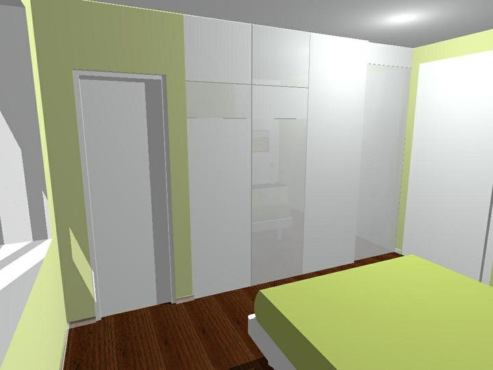 Nas dom - Vizualizacia spalna - od Fra, 2009
