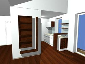 Vizualizacia kuchyna - od Fra, 2009
