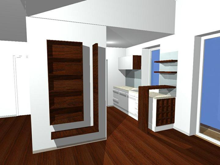 Nas dom - Vizualizacia kuchyna - od Fra, 2009