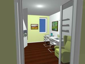 Vizualizacia pracovny stol - od Fra, 2010