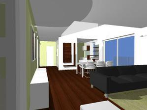 Prvy navrh obyvacieho priestoru s jedalnou - od Fra, 2010