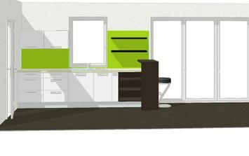 Vizualizacia kuchyna, blizko konecnej verzii, 2009