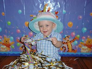 Jiříček oslavil 1.rok