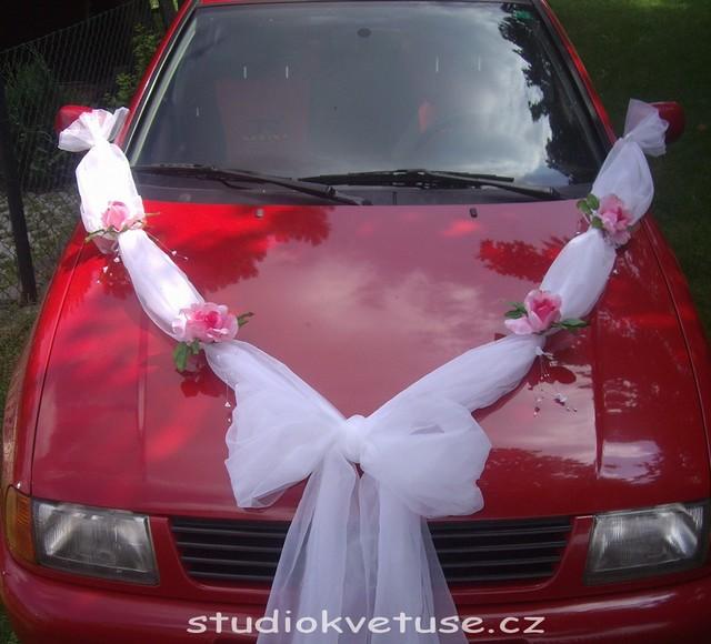 Bára a Jirka - příprava svatby 9.9.2009 v Chodově u KV - Podobně nazdobíme Superba