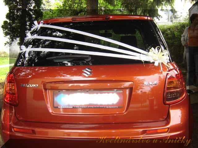 Bára a Jirka - příprava svatby 9.9.2009 v Chodově u KV - To se mi líbí