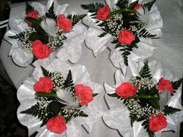 Bára a Jirka - příprava svatby 9.9.2009 v Chodově u KV - Obrázek č. 43