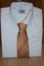 košile i kravata