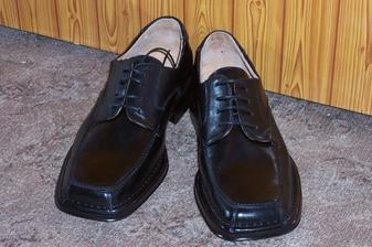 konečně i botičky pro mojeho milého