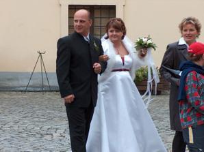 A to je nevěsta :-)))