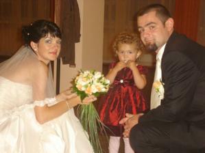 MLADOMANZELIA  Tomasko a Majka