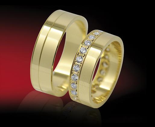A je to tady :-)) - krásné prstýnky