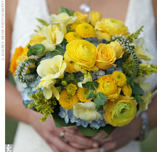 Chryzantemy ako svadobna kytica - Obrázok č. 2