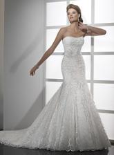 Nepřekonatelná Maggie Sottero - udělám všechno pro to, abych se mohla vdávat v jejích šatech!!! Model Jamilia