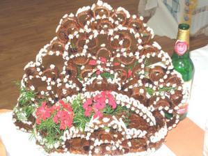 Torta z páleného cukru..