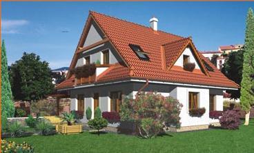 Toto bude náš domček, teda už je, len bez vonkajšieho faceliftu .-)