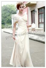 Tak takhle budou šaty vypadat... jenom puntíkaté :)