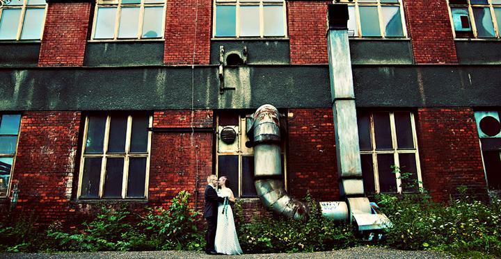 L{{_AND_}}M - Focení v areálu staré Baťovy továrny