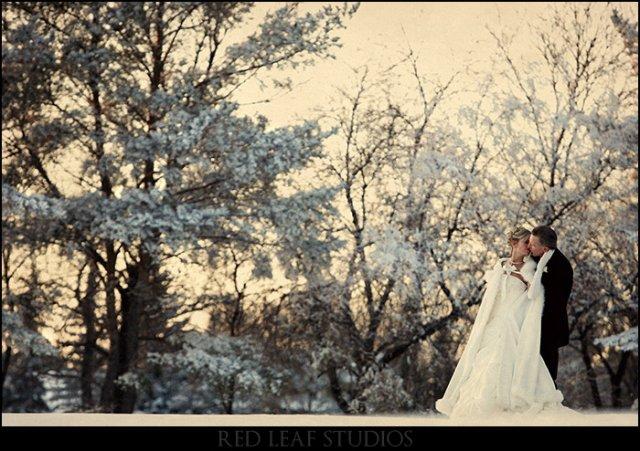 19.2. 2011 -Winter wedding :) - ako v ropzravke, presne takáto bude naša svadba