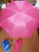 Líbí se mi ta vzorová fotka, tak máme koupený deštník a papuče na trošku podobnou fotku :-)