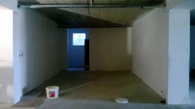 vymalovano :), garaz je konecne videt :D