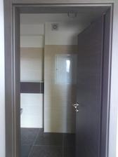 do koupelky je hned hezci pohled :)