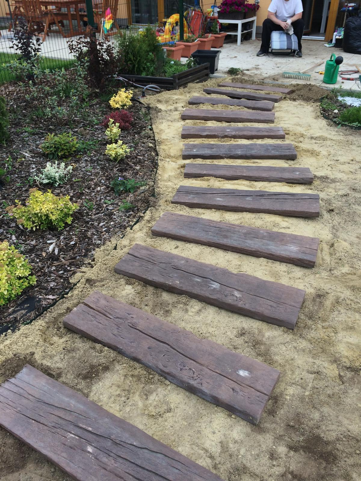 Zahrada- jak to vsechno zacalo.. - Obrázek č. 434