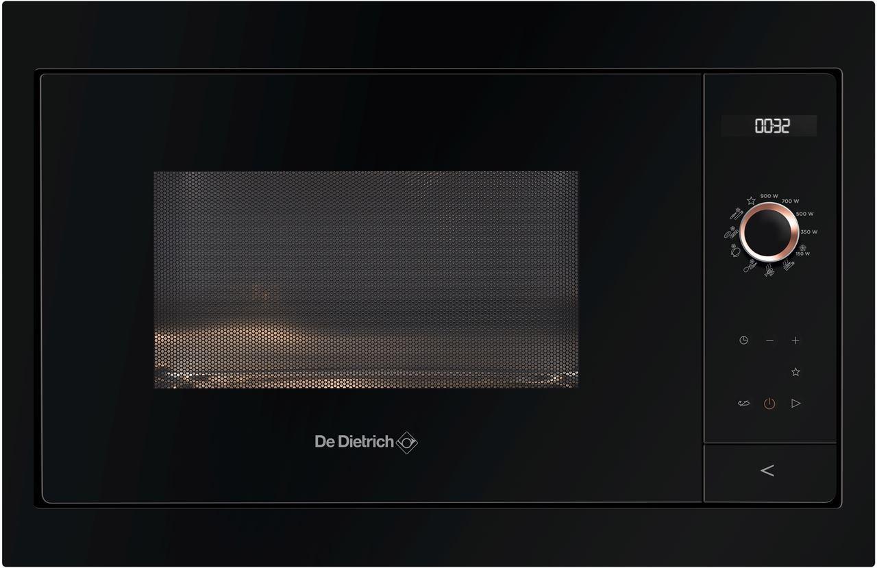 druha kuchyn od Schmidta ( finalni verze) - Mikrovlnka De Dietrich DME 7121A