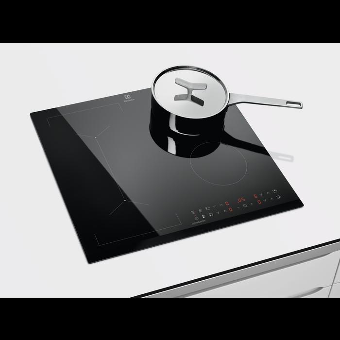 druha kuchyn od Schmidta ( finalni verze) - Indukce Electrolux LIV 63431BK