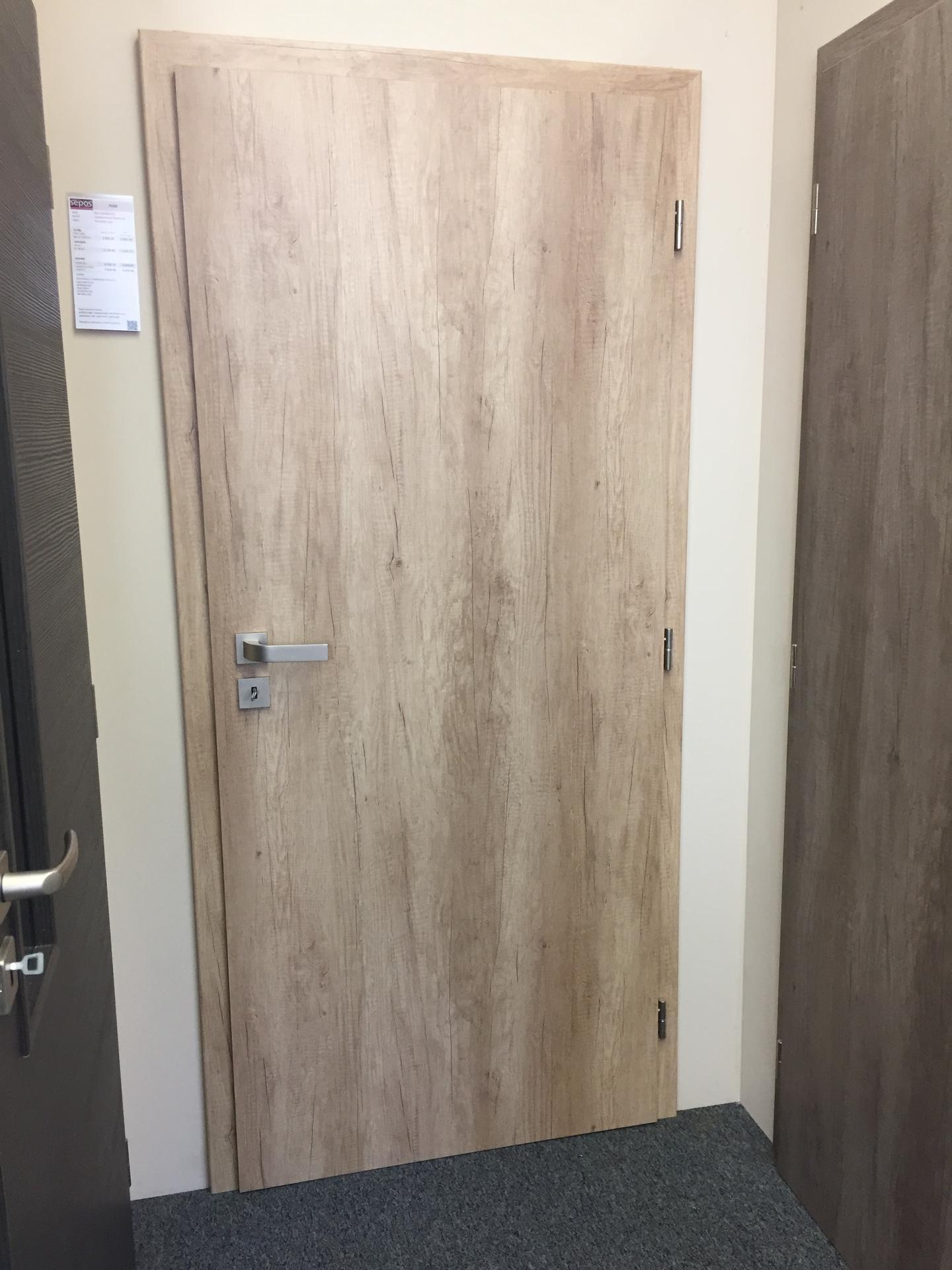 Co vyberem za dvere? - SEPOS lamino PRemium - natural