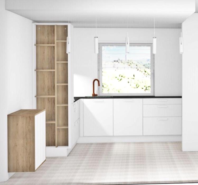 druha kuchyn od Schmidta ( finalni verze) - Obrázek č. 18