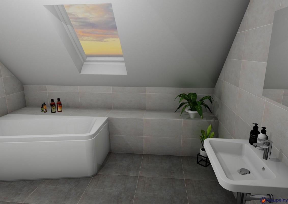 Koupelna-z ceho sme vybirali - Obrázek č. 2