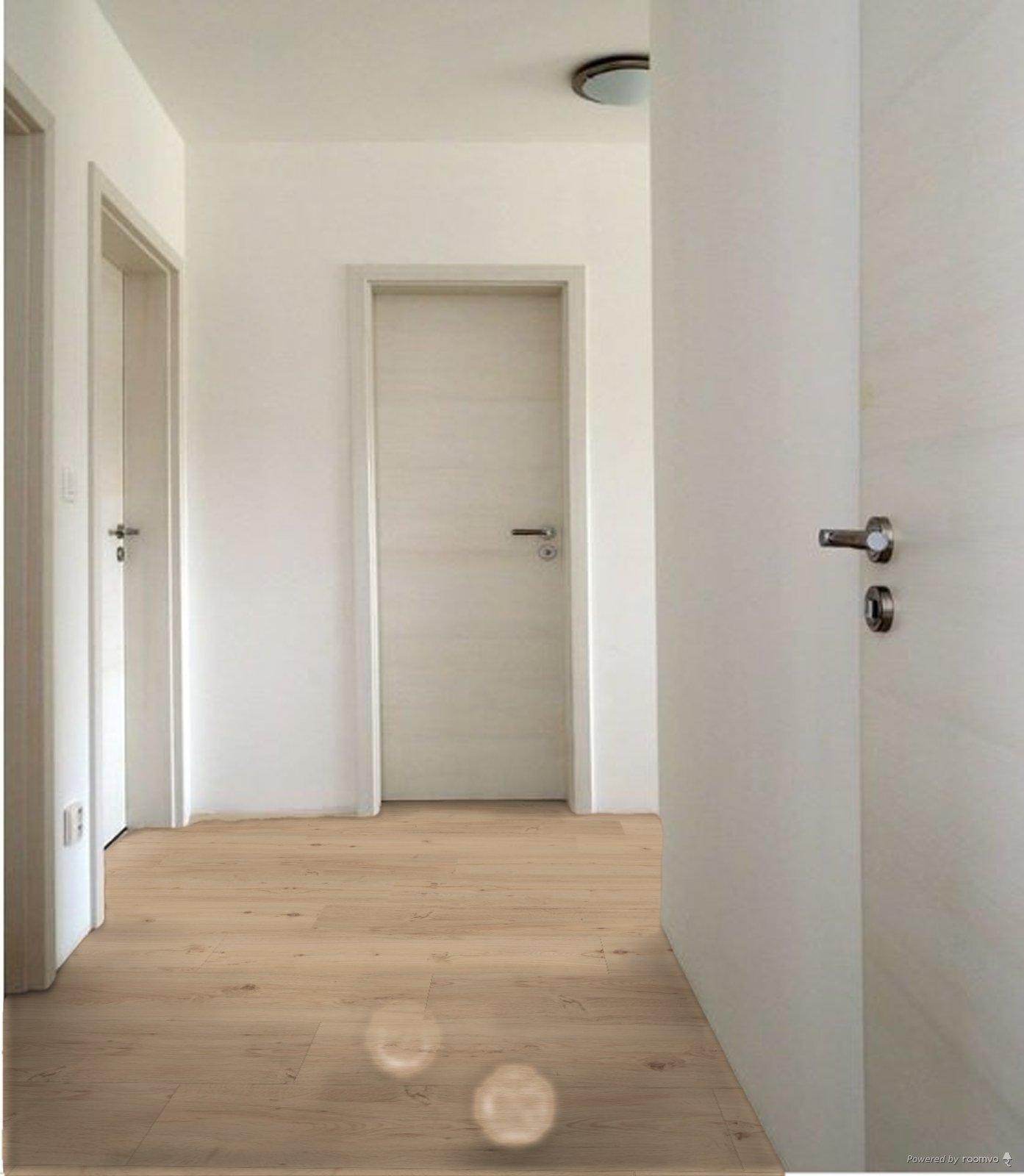 Co vyberem za dvere? - nase podlaha a PRUM touch white