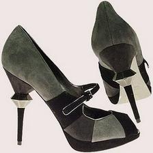 Jak asi vypadají na noze?