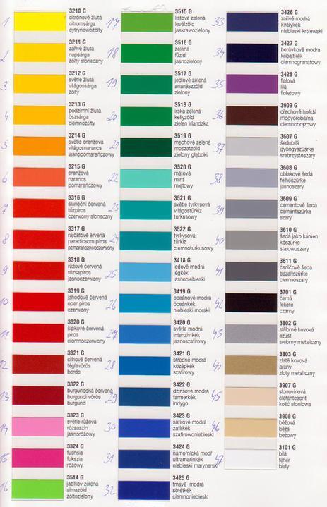 Wedding colour inspirations - Obrázek č. 46