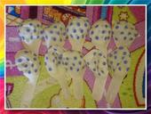 Balonky puntíky - 30 cm,