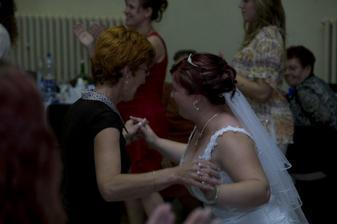 tančim s maminkou
