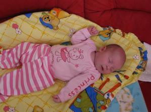 tohle je nase princezna. narodila se 22.9.08