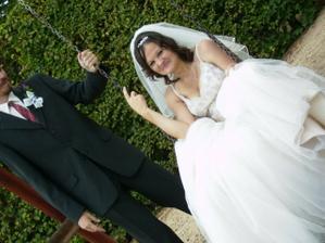 Doufám, že se vám ochutnávka z naší svatby líbila...Vaše ivetuzka :-)
