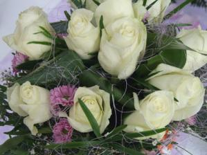 Moje kytice.